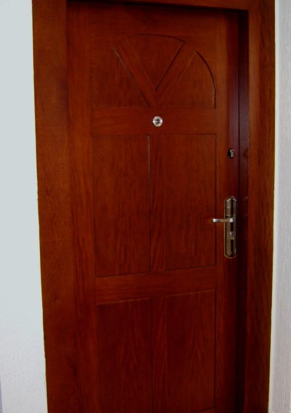 Puerta de seguridad carpinter a talentos - Puertas de seguridad para casas ...